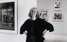 As an art historian and curator with the Museum of Modern Art, Ms. Castleman organized exhibitions placing contemporary prints in a larger context.