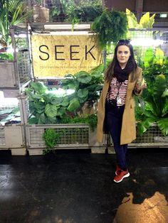 seek trade show