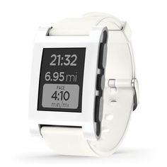 Smartwatch Pebble Original blanco #fitness #health #sports