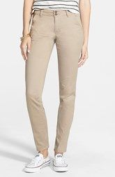 Jolt Twill Slim Pants (Juniors)