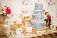 Victorian Inspired Wedding Photo Shoot | bellethemagazine.com