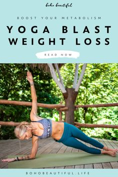 Yoga Workout Blast – Boho Beautiful This class is perfect for waking up the body and boosting your metabolism which in return will help you with weight loss Core Strength Exercises, Strength Workout, Yoga Fitness, Workout Fitness, Boho Beautiful, Beautiful Life, Pilates Workout, Pilates Yoga, Yoga Workouts
