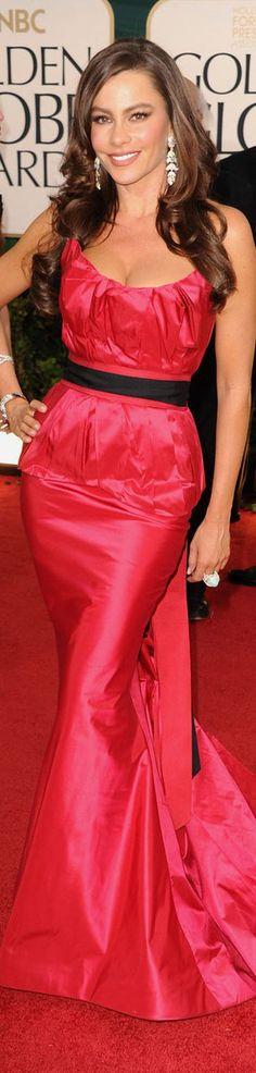 Red Carpet Fashion #dress