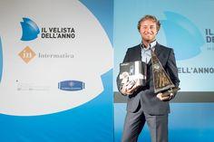 """Lorenzo Bressani vince il premio """"Velista dell'anno Intermatica"""", Oscar della Vela Nazionale"""