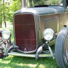 my friend Rodney car 32