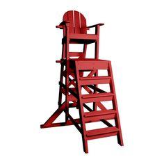 Amazing Tailwind Recycled Plastic Lifeguard Chair   LG   515    Outdoorsrockingchair.com | My Lifeguard Chairs | Pinterest | Lifeguard