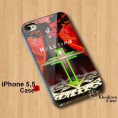 Anime Hellsing iPhone 5 5S Case
