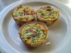 Ainon blogi: Gluteenittomat pikkupiirakat Free Food, Muffin, Food And Drink, Gluten Free, Homemade, Baking, Breakfast, Recipes, Quiches