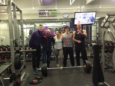 Max out Friday Clan #wanderingweightlifter Likely bunch!