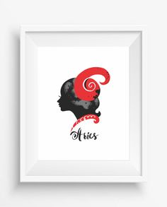 Aries zodiac sign,Horoscope Poster , Aries sign,Astrology Gifts, Printable Wall Art,digital prints