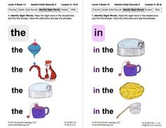 Isolate Initial Sounds 2: Lesson 2, Book 13 (Newitt Decoding Series)