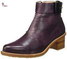 Neosens Bouvier 583, Bottes Classiques Femme, Violet (Prune), 37 EU - Chaussures neosens (*Partner-Link)