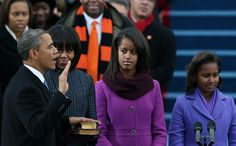 The Obamas' Inauguration Day Outfits!