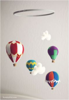 Top 10 DIY Cute Baby Mobiles - Top Inspired