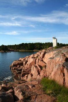 Åland rocks, Finland