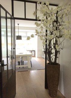 Bloesemboom,  prachtige bloesem op echte stam! Bloesemboom kan in allerlei kleuren, soorten en hoogtes geleverd worden. Voor informatie en prijzen neem contact op via www.annefleurs.nl Info@annefleurs.nl