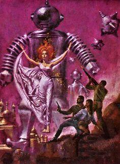 Doug Rosa - The Metal Monster, 1966.