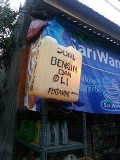 Light shop sign