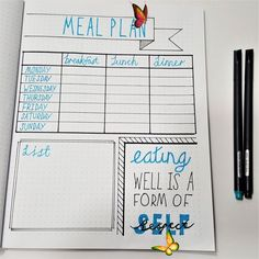Weight Loss Tracker for Bullet Journal - Develop Healthy Habits! Weight Loss Tracker Bullet Journal   Use your bullet journal to track your weight loss, meal planning, health, exercise and more. Weight Loss Tracker Spread & Health Tracker Spread.<br> Use a Weight Loss Tracker in your Bullet Journal to help you lose weight, get healthy and stay health! Take a look at these 3 gorgeous spreads! Easy Weight Loss Tips, Losing Weight Tips, Weight Loss Program, Lose Weight, Weight Loss Binder, Weight Loss Rewards, Weight Loss Workout Plan, Weight Loss Plans, Bullet Journal For Weight Loss