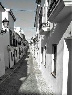 Calle Sant Josep #Altea