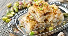 15 recettes exquises de pâtisseries orientales - Namoura (gâteau de semoule libanais) - Cuisine AZ