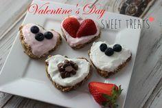 Valentine's Day No Bake Sweet Treat