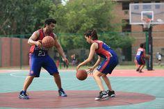 Half girlfriend Basket Ball Daires  Riya & Madhav