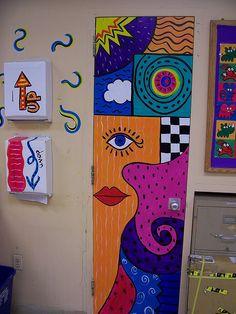 Art Room Decor Ideas