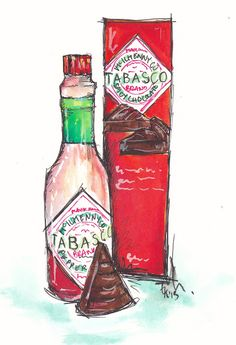 Tobasco chocolate (Tracey Fletcher King)
