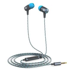 [$12.99] Huawei AM12 Plus Engine In-Ear Stereo Earphone with Wire Control + MIC for Huawei, Samsung Galaxy S6 / S6 edge+ / Note 5, HTC, Sony(Grey)