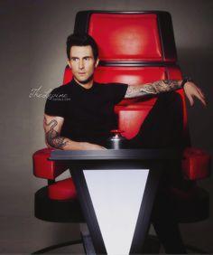 Adam Levine = The Voice Season 4