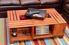 41 ιδέες για diy κατασκευές με ξύλινα καφάσια
