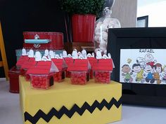 Peanuts First Birthday Party Come and join Charlie... - Little ...