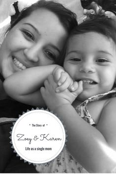 The Story of Karen & Zoey-MammaBearSays. The story of my difficulties as a single mother going through a custody battle