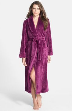 Nordstrom 'Plush' Robe available at #Nordstrom