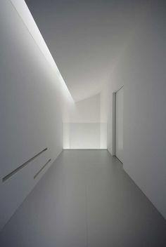 Image 15 of 47 from gallery of Parametric Fragment / Takashi Yamaguchi & Associates. Corridor Lighting, Cove Lighting, Indirect Lighting, Linear Lighting, Interior Lighting, Lighting Design, Light Architecture, Interior Architecture, Interior Exterior