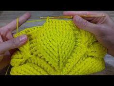 Forever Autumn - handknit leafy purse / handbag in burnt orange - Crochet Brazil Poncho Au Crochet, Pull Crochet, Crochet Poncho Patterns, Crochet Motifs, Crochet Tote, Love Crochet, Crochet Doilies, Crochet Stitches, Crochet Baby
