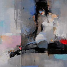 """Viktor Sheleg; Oil, 2011, Painting """"""""Пространство безмятежной гармонии"""""""""""