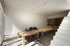 HXMX Studio House 12 620x413 70 Inspirational Workspaces & Offices | Part 21