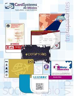 tarjetas transparentes
