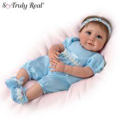 Baby Blue Eyes Baby Doll