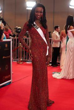 EUA Miss Universo 2016