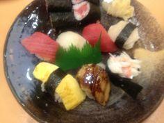 @my favorite sushi shop