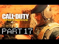 Call of Duty Infinite Warfare Walkthrough Part 17 - Mars Landing (Let's ...