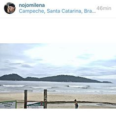 Campeche  I  Ilha da Magia Destaque @nojomilen  #vcemfloripa -  #floripa #beach #sky #sea #sun #summer #ilha #sul #sunrise #moorning #life #trip #trips #aloha #foco #surf #sup #igers #brasil #travel #run #cool by vcemfloripa