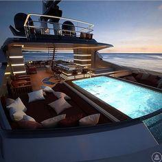 The yacht life M57 explorer tag someone who would love this Via @fashionactive - 📷 @mondomarine_