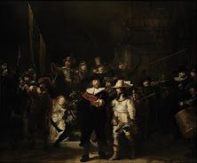The Night Watch by Rembrandt van Rijn is one of the most famous paintings in the world. Rembrandt was the first to depict the figures in a group p. Popular Paintings, Most Famous Paintings, Great Paintings, Famous Artists, Baroque Painting, Baroque Art, Claude Monet, Image Du Christ, Oil Paintings