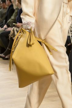 Nina Ricci, Fall 2017 - These Runway Handbags From Paris Tell Us What Will Be Trending Next Fall - Photos
