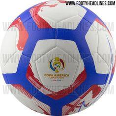 Nike 2016 Copa America Centenario Ball Leaked - Footy Headlines Adidas Cap dc0d51ba5ada2