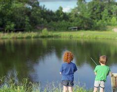fishing at the farm | jennifer warthan, warthan farms photography